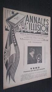 Las Anales ILUSIÓN N º 4 París 1945 ABE