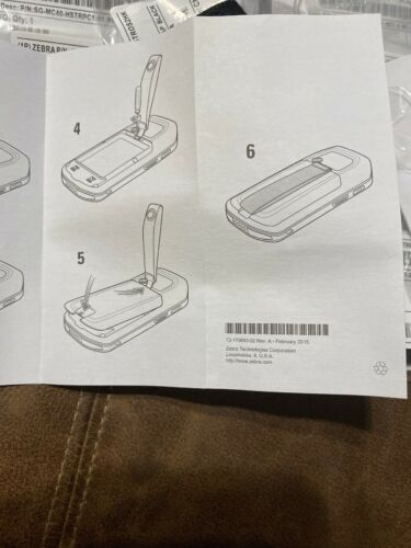 Symbol Motorola Zebra MC40 Finger//Hand Strap NEW lot of 10