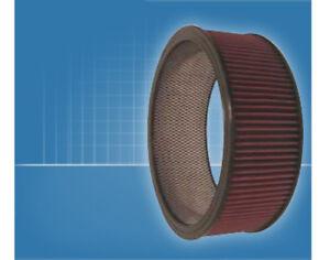 K-amp-N-E-3760-High-Performance-Round-Air-Filter-O-D-14-034-x-5-034-High