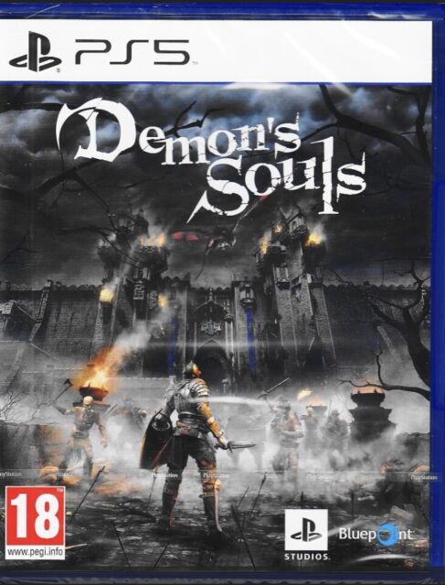 Demon's Souls -- (Sony PlayStation 5, 2020) NEW SEALED