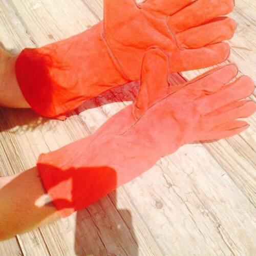 Gloves-CBB-Welder2-16-6pr Welding Gloves Size 16-6 Pairs