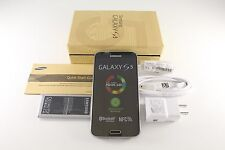 New Samsung G900A Galaxy S5 Charcoal Black 16GB WiFi GPS 16MP AT&T Unlocked GSM