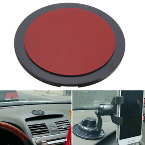 LC-Tableau-de-Bord-Voiture-Adhesif-Support-Disque-pour-GPS-Telephone-Portable