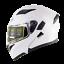 miniature 17 - DOT Motocross Motorbike Flip Up Modular Helmet Motorcycle Full Face Helmets