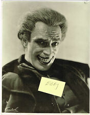 THE MAN WHO LAUGHS 1928 SILENT MOVIE PHOTO #2 NEW! CONRAD VEIDT PAUL LENI