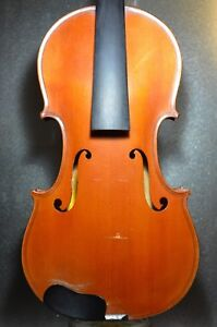 Old French violin stamped and labelled VIOTTI excellent condition