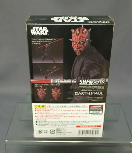 S.H.Figuarts Darth Maul Star Wars Bandai Japan New ***