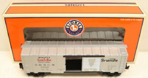 Lionel-6-52288-D-amp-RGW-Cookie-Box-Boxcar-LN-Box-C9-529-gt