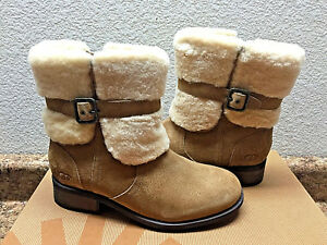 Image is loading UGG-BLAYRE-II-CHESTNUT-WATER-RESISTANT-Boot-US-