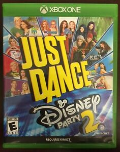 Details about Just Dance: Disney Party 2 (Microsoft Xbox One, 2015) Used  Scratch Free