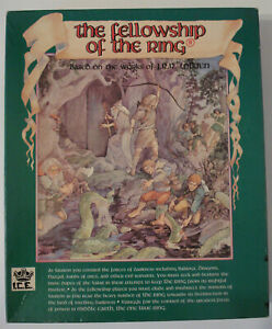 Fellowship-of-the-Ring-Game-ICE-vtg-1983-complete-unpunched-I-C-E-Lord-LOTR