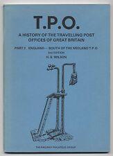 't.p.o.. una cronologia degli uffici postali viaggio parte 2' di H S Wilson