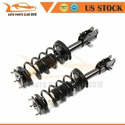 RWD Front fits 10-11 Frontier Suspension Strut and Coil Spring Assembly-SE