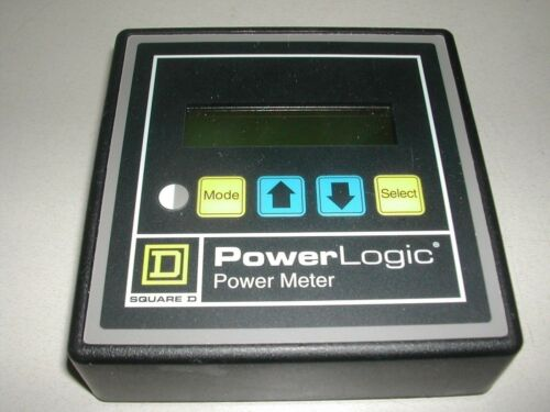 O10-8 Square D Power Logic 3020 Model PMD-32 Used
