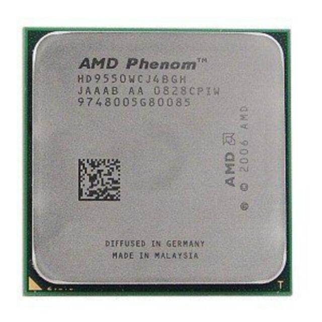 AMD CPU Phenom X4-9550 2.2GHz Socket AM2+