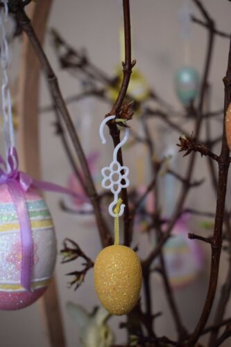 Easter Tree Decoration Ornament Hooks X 20