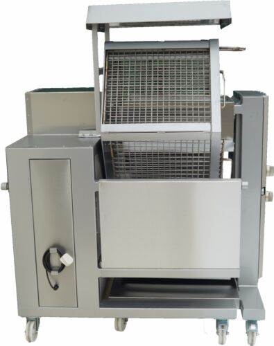 Automatic Charcoal Grill Chicken Rotisserie Piri Piri Grill Rotating Chargrill