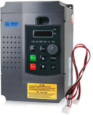 22kw Vfd Variable Frequency Drive 3hp Vfd 10a Inverter Converter For Cnc 220v