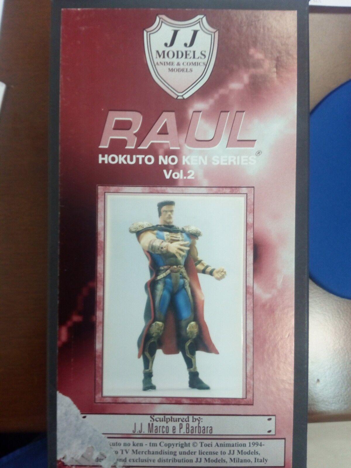 JJ Models 1 15 Raul  hokuto no Ken serie i  VERY RARE