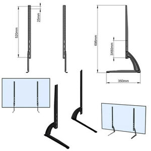 Universal-Sound-Bar-Bracket-Speaker-Mount-Wall-Mounted-TV-Fits-40-to-65-039-039-Hitch