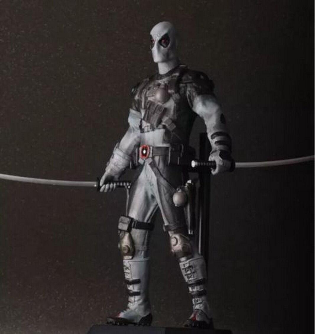 Crazy Toys Marvel X-men Deadpool Wade Wilson  Model Action Figure Toy Doll