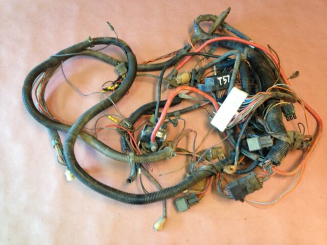 Jeep Cj 4 2 Engine Wire Harness Cj7 Cj8 Wiring Motor 83