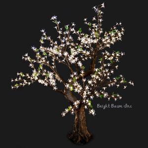 Bright Baum LED Light Cherry Tree 4.8-Feet Warm White ...