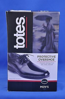 Totes Rubber Overshoes, Geometric Loafer- MENS- NEW!