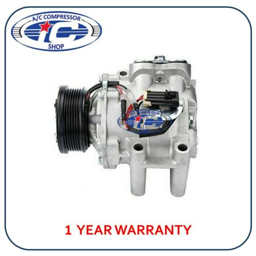 A//C Compressor Fits Chevy Trailblazer GMC Envoy Bravada OEM USA Reman IC77561