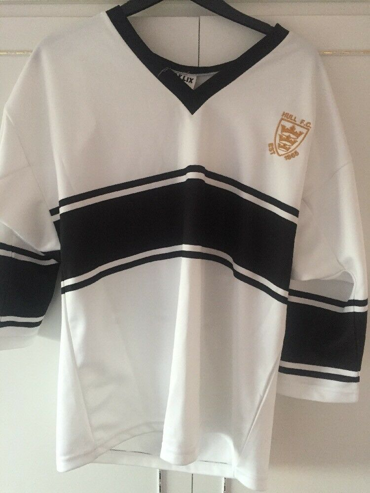 Hull F.C. Rugby League Shirt Size Extra Large Good Condition.