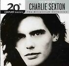 20th Century Masters - The Millennium Collection: The Best of Charlie Sexton by Charlie Sexton (CD, Feb-2005, Phantom Import Distribution)