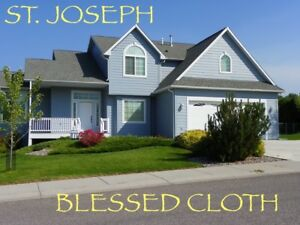 St  Joseph Saint Real Estate Home Sale Blessed Cloth Sell