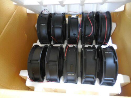 "48VDC, 0.4A Box of 10 696186 DC Brushless Fan Motor /""NEW/"" NMB 6820PL-07W-B30"