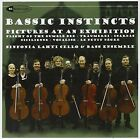 Sinfonia Lahti Cello and Bass Ens Bassic Instincts CD Album Bis