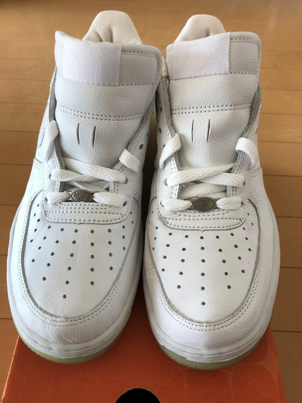 [Nike Achive] DS 2002 NIKE AIR FORCE 1 LOW 624040-114 ICE SZ8.5
