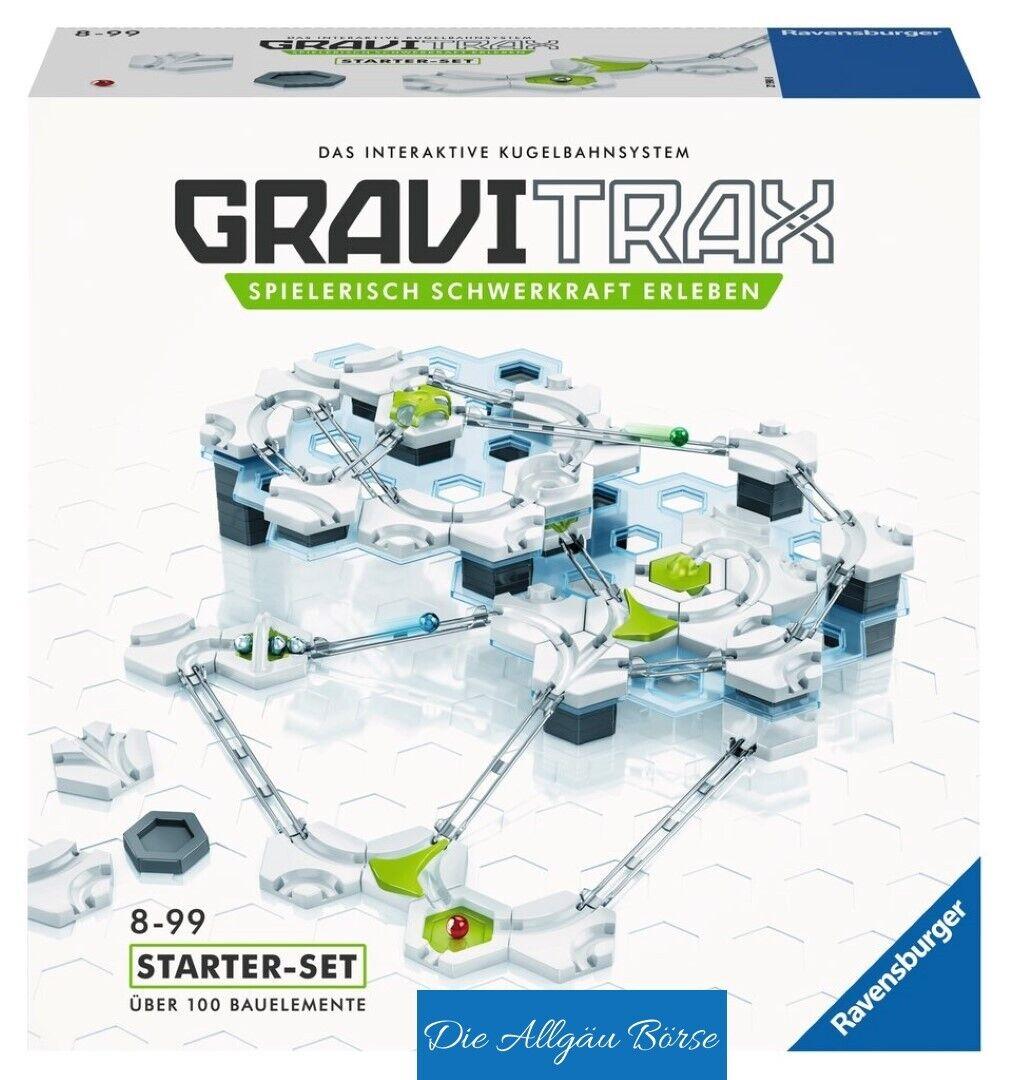 Ravensburger GrafiTrax 27590 Starter Set Kuyellowahn Neu OVP