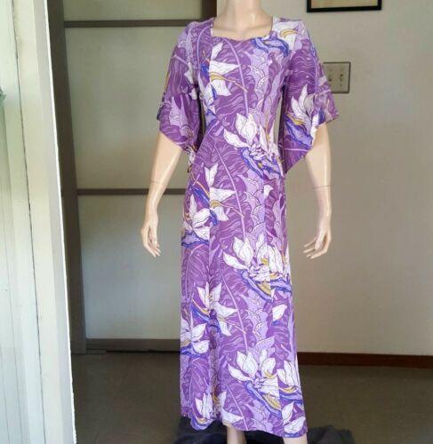 1940s rayon Hawaiian Pake Mu'u by Hawaiian togs 27