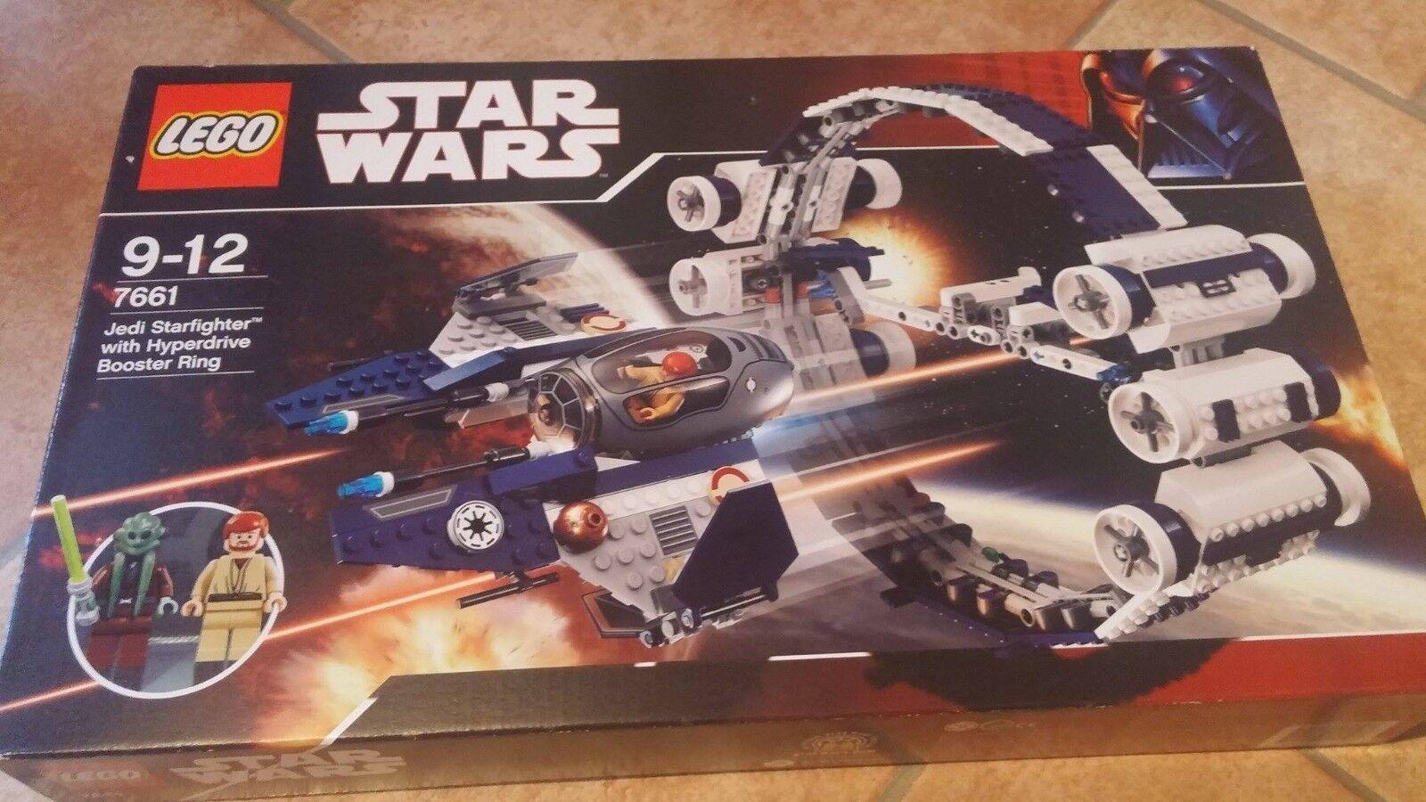 LEGO Star Wars Jedi stellari with Hyperdrive BOOSTER Anello  7661  NUOVO E OVP