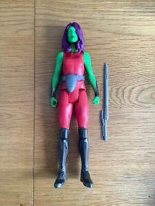 Gamora 12 Pollici Figura Marvel TITAN HERO SERIE CON SPADA MOLTO RARO