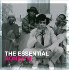 The Essential Boney M. by Boney M. (CD, Aug-2012, 2 Discs, Sony Music Entertainment)