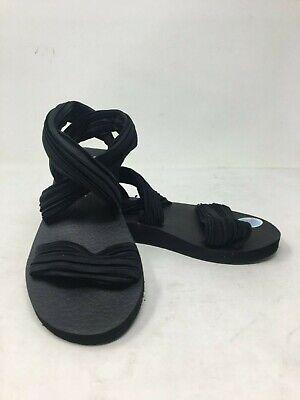 Skechers Women/'s Meditation Still Sky Sandal White #31558 H10C am NEW