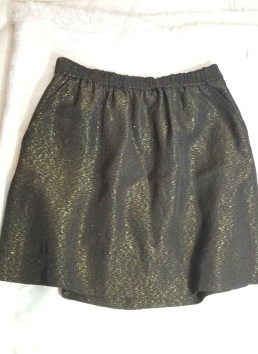 Broadway & Broome Madewell Small Metallic Skirt Go