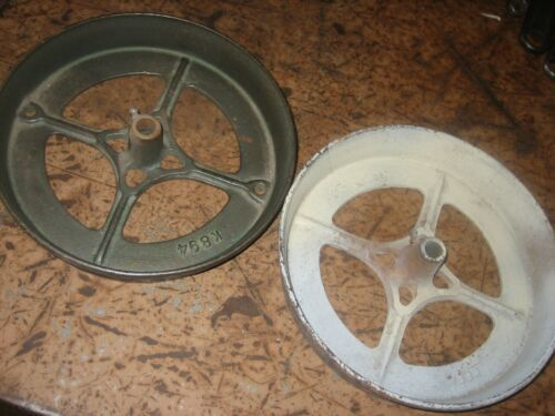 COLE POWELL    SEEDER    REPLACEMENT PACKER WHEELS PLANET JR