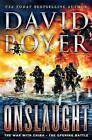 Onslaught by David Poyer (Hardback, 2016)
