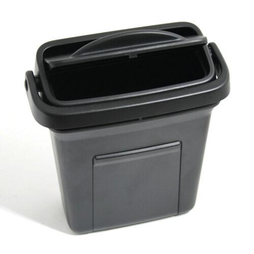 VW t5 contenedor de desechos original cubo de basura contenedor cubrejuntas delantera antracita