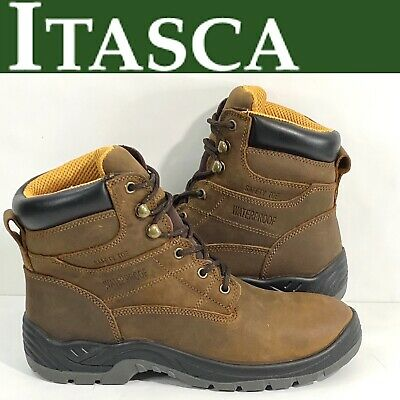 Authority Safety Toe Work Boots