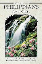 God's Word for Today: Philippians : Rejoice in the Lord Always (1997, Paperback)