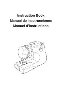 Details about Janome 665 Sewing Machine Instruction Manual on