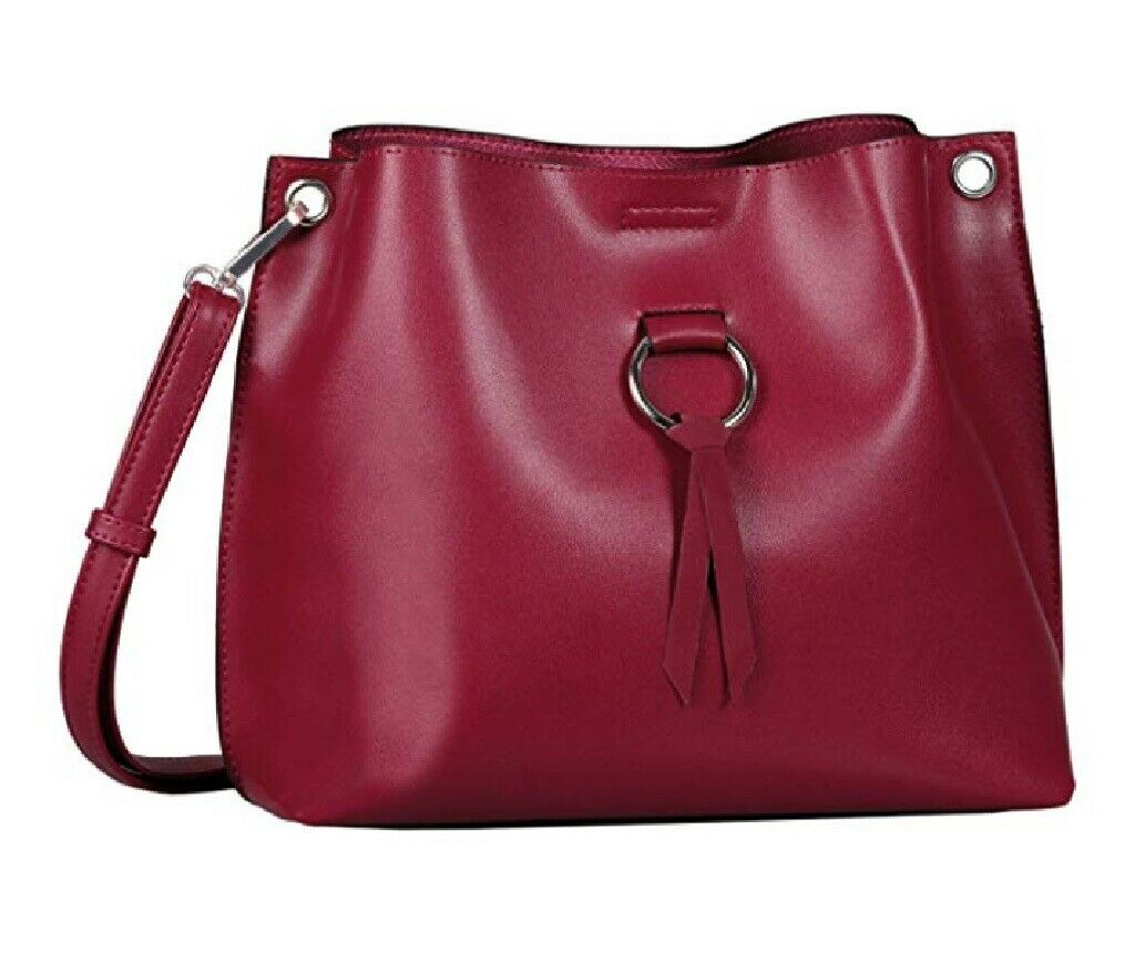 0f73e530187aa TOM Tailor Damen Handtasche Allison Allison Allison Crossbag Umhängetasche  27x10x21cm rot 54124