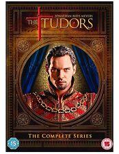 The Tudors: Complete Series (Season) 1 2 3 & 4 Box Set Collection   New   DVD
